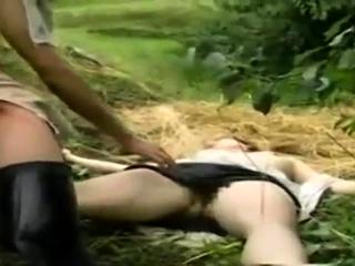 Hardcore scenes open-air here vintage porn