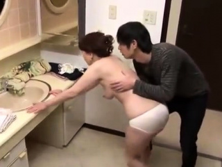 Doggystyle lovable Japanese pussy cut-offs