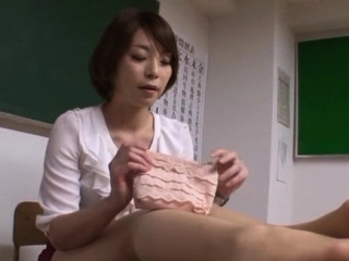 Thrilling Tamaki Nakaoka is fucked for hours