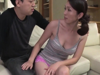 Fucking Hard My Japanese Asian Hairy Wifes Mom