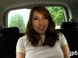 Pleasant japan chick shows off mambos connected with public xxx scenes