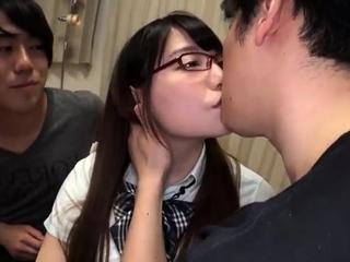 Japanese Doctor Fingering Teen Student